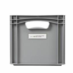 Schiphorst Etikethouder voor label 95x25 mm