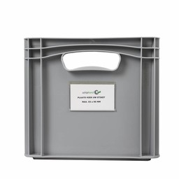 Schiphorst Etikethouder voor label 95×55 mm