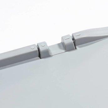 Basicline deksel voor stapelbak afm. 400 x 300 mm