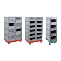 Rolling Storage Wall & Rolling Storage Tower