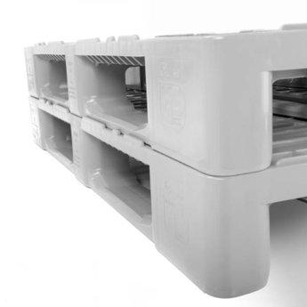 EURO H1 GS1 Hygiëne pallet 1200x800x160 mm