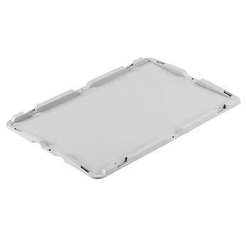 Silverline deksel voor versterkte bak afm. 800x600