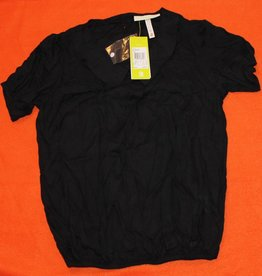 Adidas adidas NEO Damen T-Shirt Bluse Schwarz ST SS BLS N