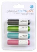 Silhouette Pack Stylos Glitter (4pcs) SILHOUETTE