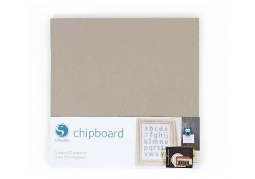 Cartonnette Grise/ Chipboard