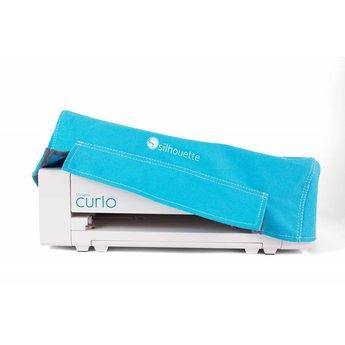 Silhouette Housse de protéction Curio - Bleu