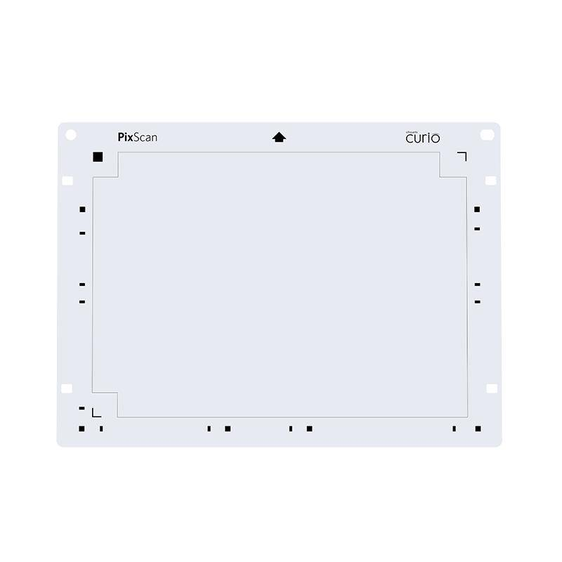 Silhouette Tapis PixScan pour Curio base