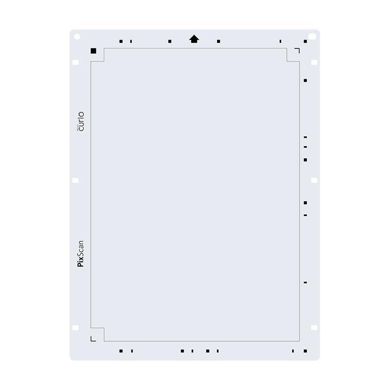 """Silhouette Curio PixScan Mat - (8.5"""" x 12""""= 21.5cm x 30.4cm)"""