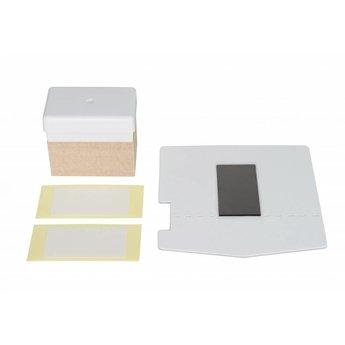 Silhouette Mint Kit Tampon (1 tampon+base)