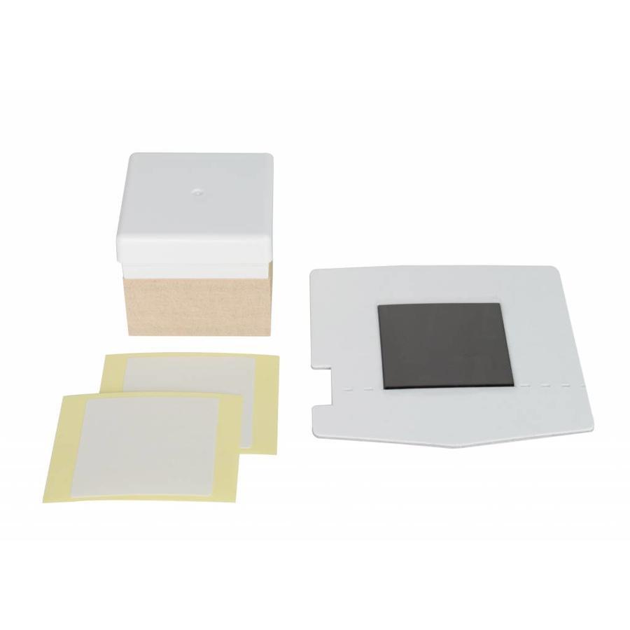 Mint Kit Tampon (1 tampon+base)