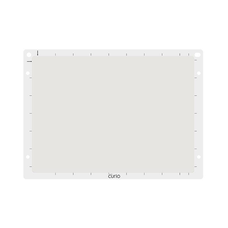 Silhouette Tapis à Embosser Curio (21,5x15,2cm) SILHOUETTE