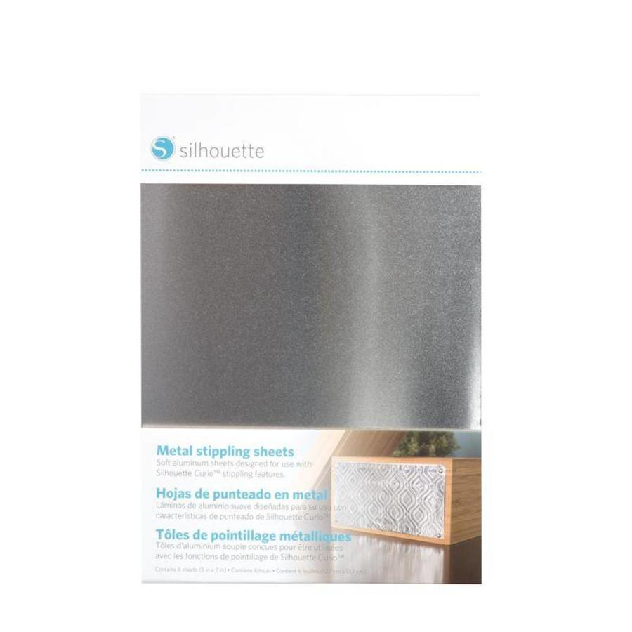 Metal stippling sheets-1