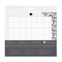 thumb-Silhouette Cutting Mat for Stamp Material-1