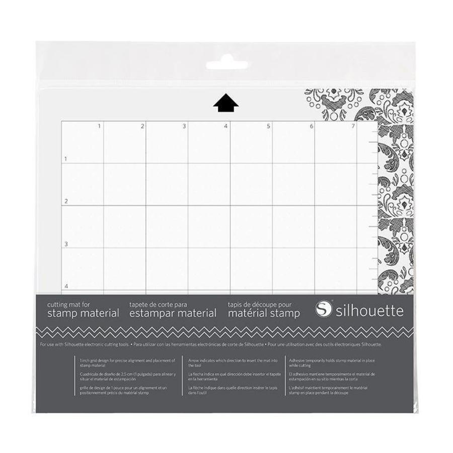 Silhouette Cutting Mat for Stamp Material-1
