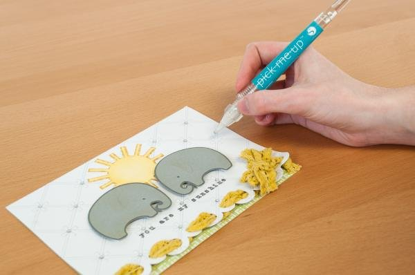 Silhouette Pick-Me-Up® tool