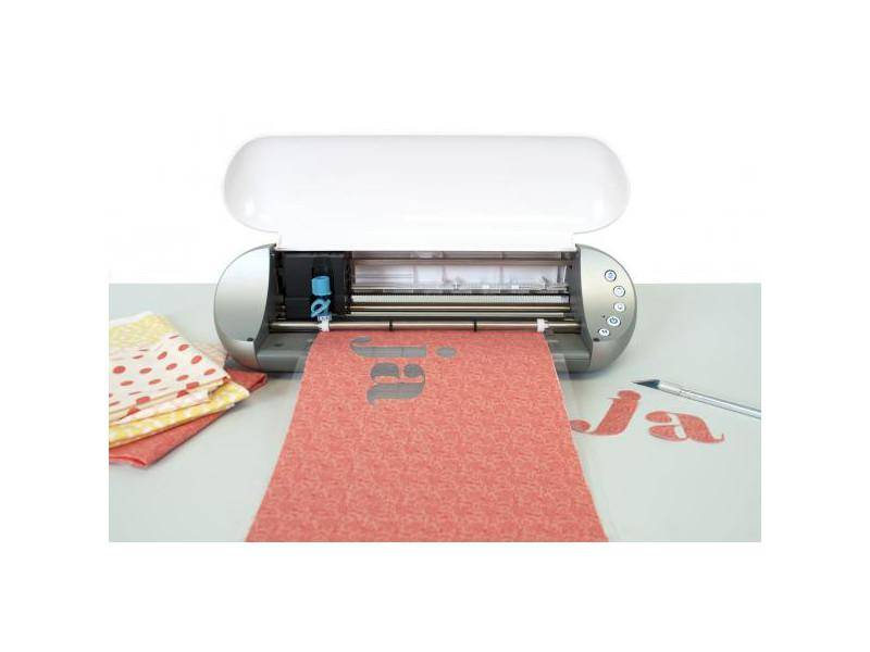 "Silhouette Fusible Fabric Stabilizer (Roll, 12"" x 60"" = 30.4cm x 152.4cm) - Clean Cut"