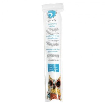 "Silhouette Fusible Fabric Stabilizer (Roll, 12"" x 60"" = 30.4cm x 152.4cm) - Cut & Sew -"