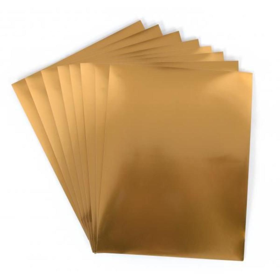 Printable Gold Sticker Foil-3