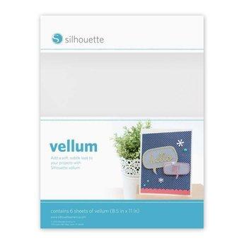 Silhouette Feuilles de Papier Velin SILHOUETTE
