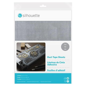 Silhouette Duct Tape - Gris SILHOUETTE