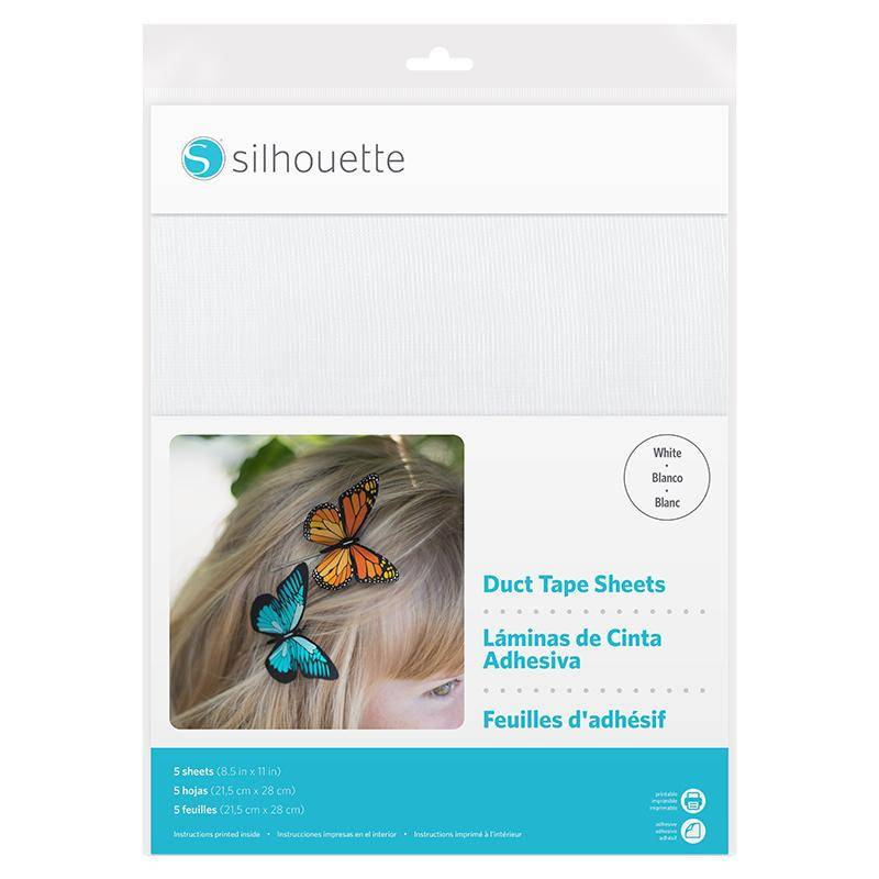 Silhouette Duct Tape - Blanc SILHOUETTE