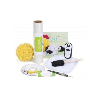 Silhouette Kit de démarrage encre textile SILHOUETTE