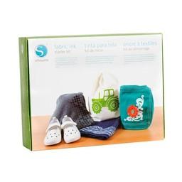 Silhouette Kit de démarrage encre textile