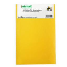 "etchall® Etchall Etchmask vinyl 9 """