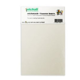Etchall Etchmask transfer sheets