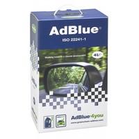 AdBlue - Starterskit met schenk- en doseertuit, 4 lt