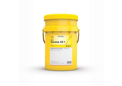 Shell Corena S3 R 46 - Compressorolie, 20 lt