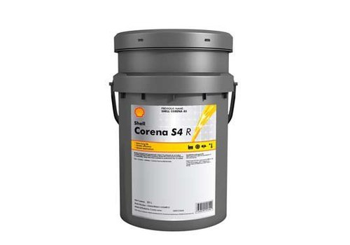 Shell Corena S4 R 46 - Compressorolie, 20 lt