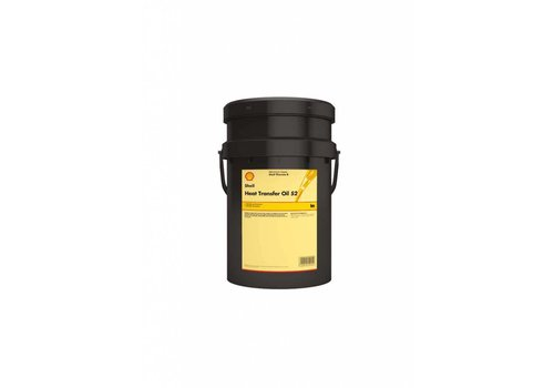 Shell Heat Transfer Oil S2, 20 lt