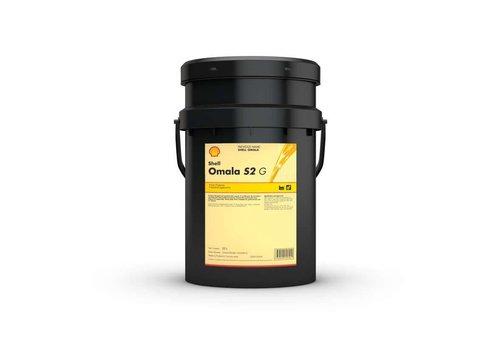 Shell Omala S2 G 220 - Tandwielolie, 20 lt