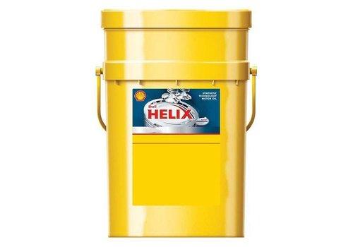 Shell 10W-40 motorolie HELIX HX7 – 20 ltr