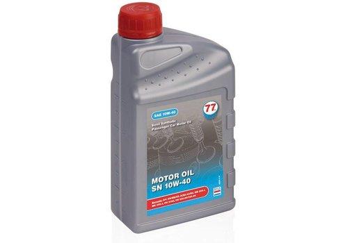 77 Lubricants Motorolie SN 10W-40, 1 lt