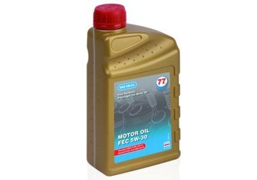 77 Lubricants Motorolie FEC 5W30, 1 ltr