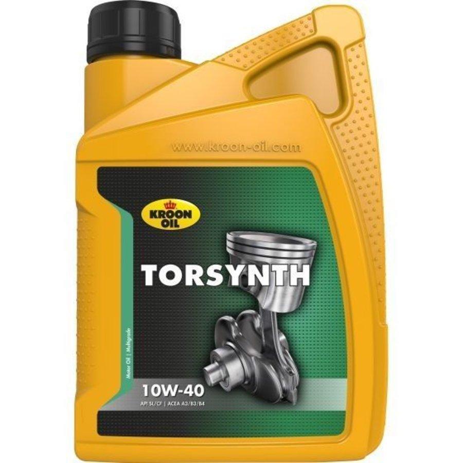 Motorolie Torsynth 10W40 - 1 liter