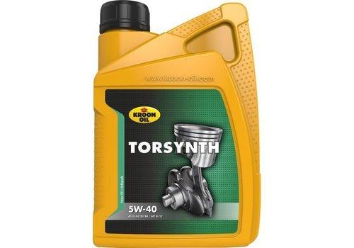 Kroon Motorolie Torsynth 5W40, 1 ltr