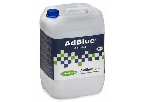 GreenChem AdBlue - 10 ltr flacon