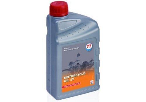 77 Lubricants Motorfiets olie 2T, 4 ltr