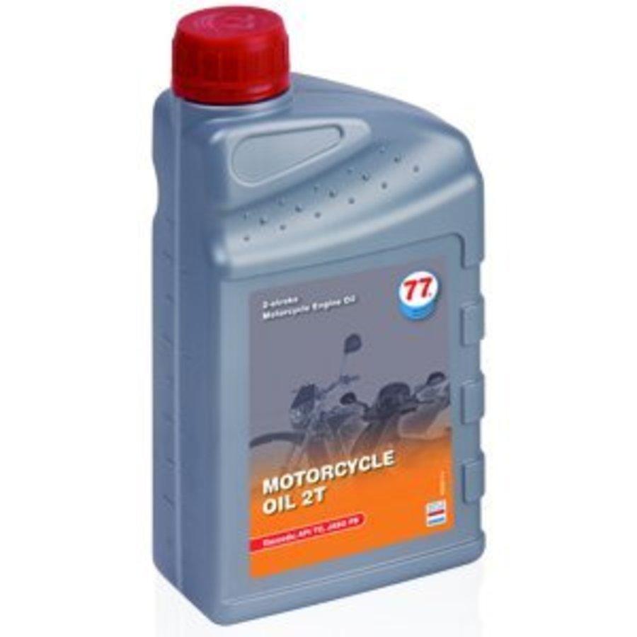 Motorfiets olie 2T, 4 ltr