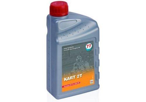 77 Lubricants Kart Motorolie 2T, 1 ltr