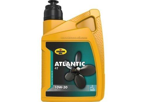 Kroon Atlantic 4T 10W-30 - buitenboordmotorolie, 1 ltr