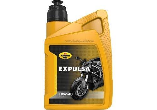 Kroon Expulsa 10W-40 - Motorfietsolie, 1 lt