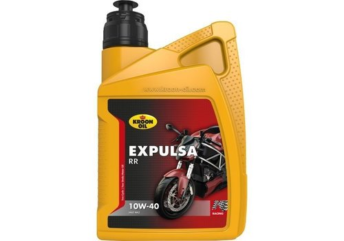 Kroon Expulsa RR 10W-40 - Motorfietsolie, 1 lt