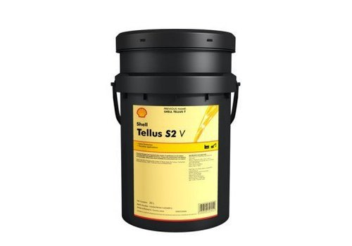 Shell Tellus S2 V 32 - Hydrauliekolie, 20 lt