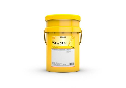 Shell Hydrauliekolie TELLUS S3 M 68, 20 liter