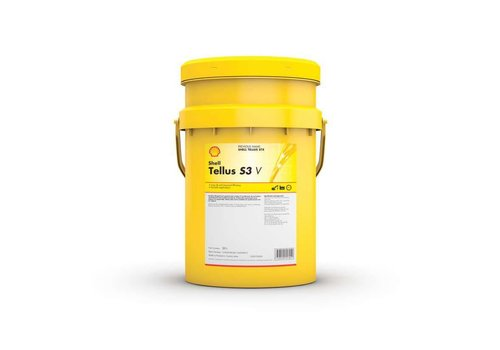 Shell Hydrauliekolie TELLUS S3 V 68, 20 liter