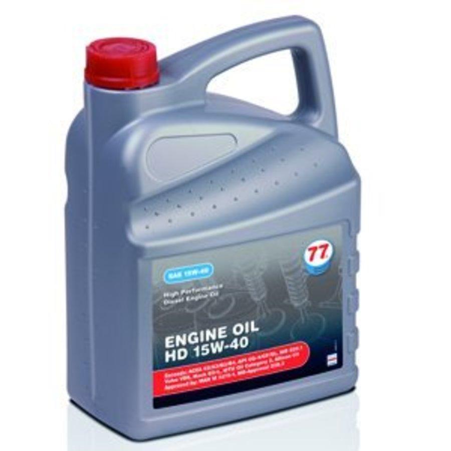 Engine Oil HD 15W-40, 5 lt